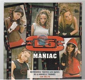 L5-maniac-CD-SINGLE-louisy-joseph-neuf