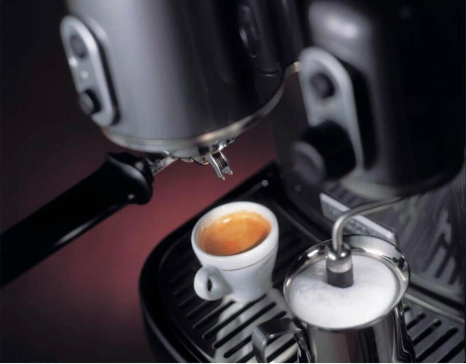 Kaffemaskine, Artisan Espressomaskine