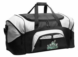 343c928b3545 GREAT CHRISTMAS GIFT Michigan State Peace Frogs Gym Bag MSU SPARTANS ...