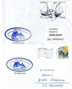 SWEDEN-FERRY-MS-SVEA-TWO-SHIPS-CACHED-COVERS