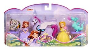 Disney-Junior-Sofia-the-First-Royal-Friend-Figure-Set-Core-Ages-3-Toy-Doll-Play