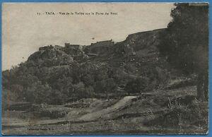 CPA-MAROC-TAZA-Vue-de-la-Vallee-sur-la-Porte-du-Vent