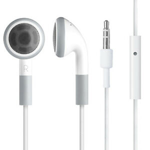 headphones with microphone for iphone earphones headphones with mic for apple ipod 17019
