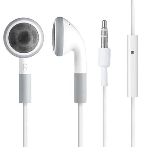 Earphones Headphones with Mic Handsfree for Apple iPod iPhone 3G 3GS 4 4G 4S