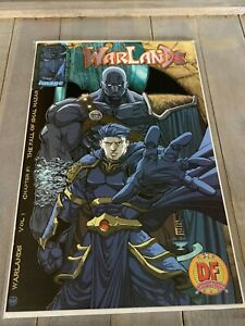 Image-Comics-Warlands-1-Comic-Book-NM-Dynamic-Forces-Variant-1-7500-COA-Pat-Lee