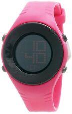Converse VR007-670 Women's Pink Stopwatch Chronograph Alarm Light Date Watch