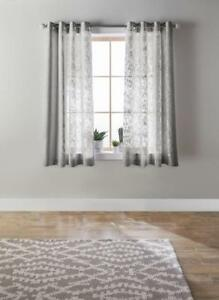 Better-Homes-amp-Gardens-Slub-Sheer-Single-Window-Curtain-Panel