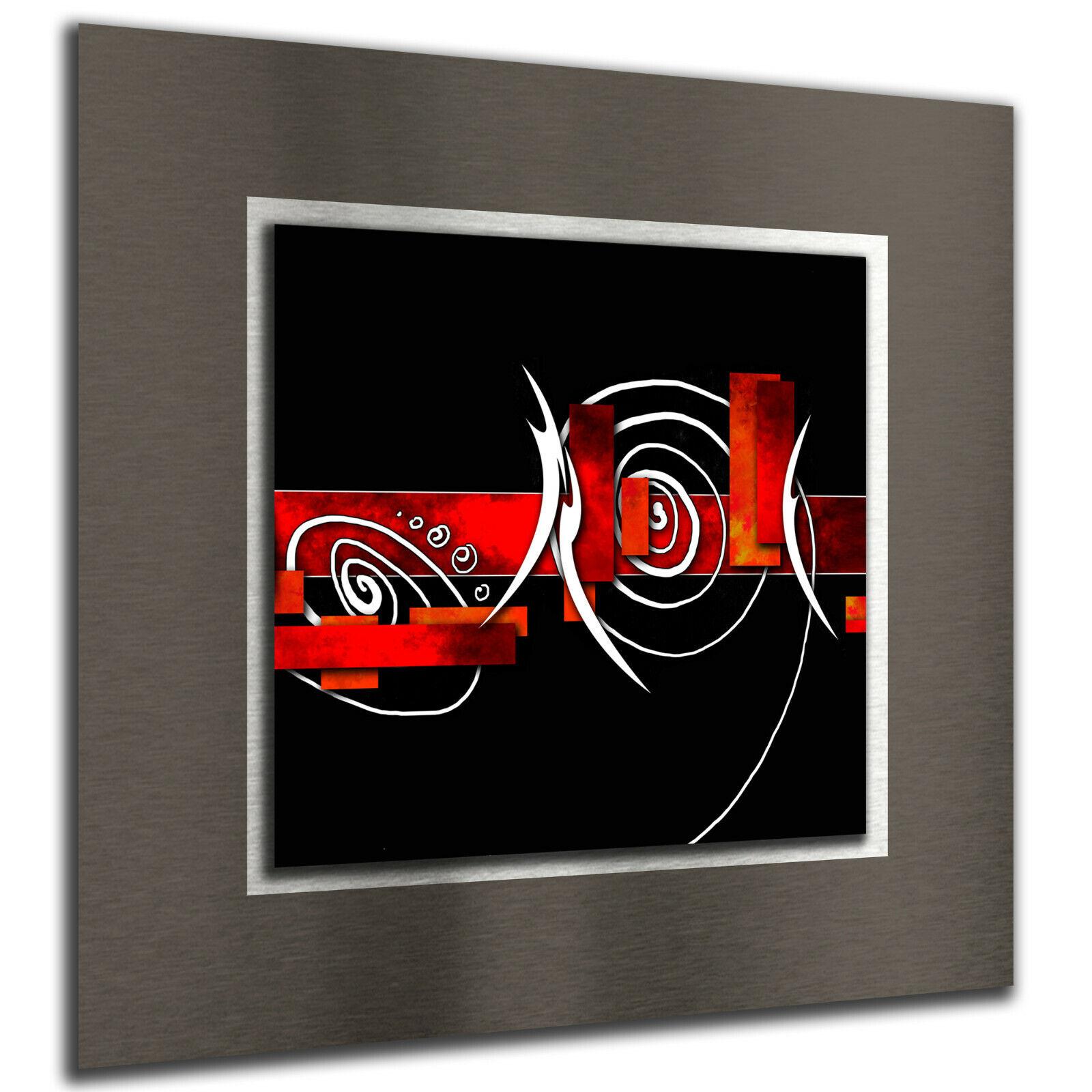 BM 3d immagine immagini muro immagini Alu DIGITAL ART ASTRATTO 6636-1ba