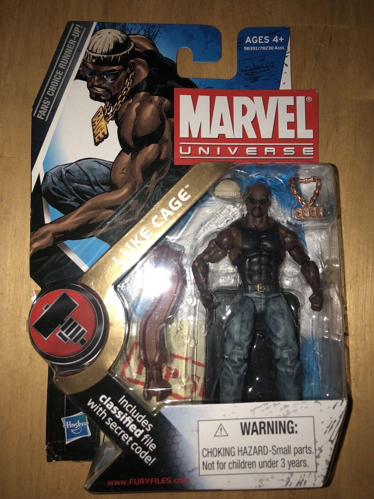 Marvel universe luke cage AF MU 30