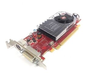 AMD ATI Radeon HD 3450-256MB DDR2 DMS-59 PCI Express Low Profile