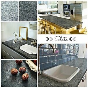 Image Is Loading Giani Granite Slate Countertop Paint Kit New Free