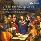 Uns ist ein Kind geboren-Konzerte und Arien zur W von Arpa festante,Hans-Jörg Mammel (2012)