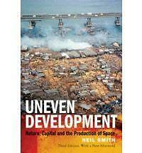 1 of 1 - Uneven Development by Neil Smith New Paperback Book