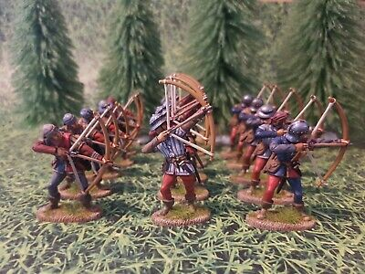 English Medieval infantryman metal cast figure Kit #2
