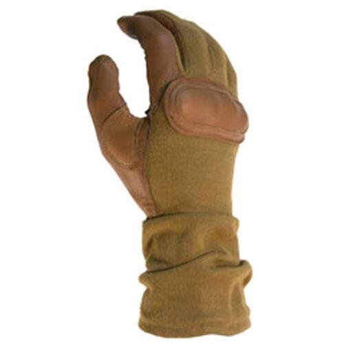 HWI Long Gauntlet  Hard Knuckle Tactical Glove RRP £70.00 FREE UK Shipping