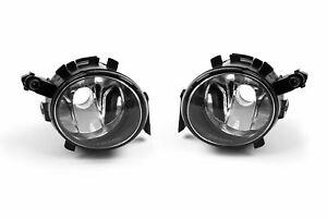Seat-Leon-09-12-Front-Fog-Lights-Lamps-Set-Pair-Driver-Passenger-Left-Right