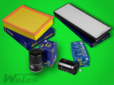 Original passat 3bg tdi inspection paquet moteur service Kit Filtre Huile Air pollen