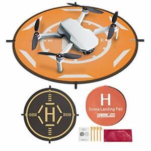 Piste d'Atterrissage 55 cm pour Drone DJI Mavic Mini 2/Air 2/2 Pro/Zoom/Spark