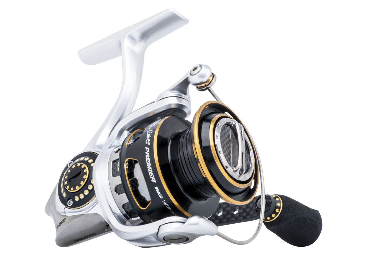 Abu Garcia Revo Premier Spin 10 20 30 40 Front drag Spinning Carretes