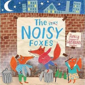 The-Noisy-Foxes-Picture-Storybooks-Husband-Amy-Very-Good-Book