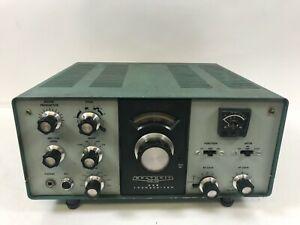 Heathkit Hw 101 Ssb Cw Hf Ham Amateur Radio Transceiver Ebay