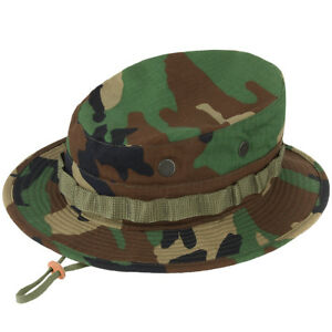 20bf173586e Image is loading Propper-Boonie-Hat-Mens-Cotton-Military-Security-Giggle-