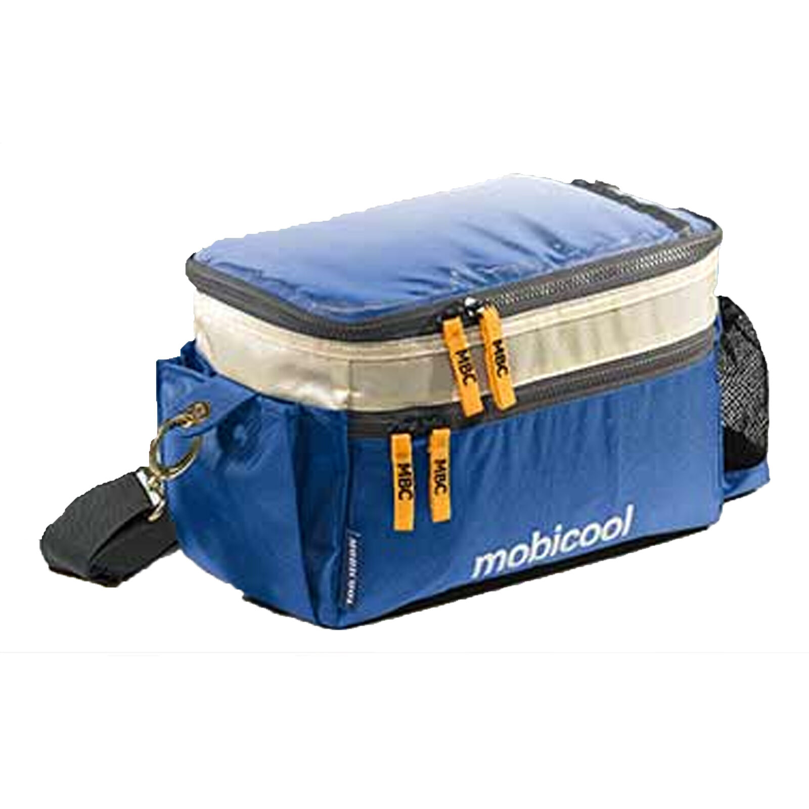Sweden Dometic Mobicool SAIL Bike bag, Cooler Bag for Bike Red, bluee 7L, 236.7oz