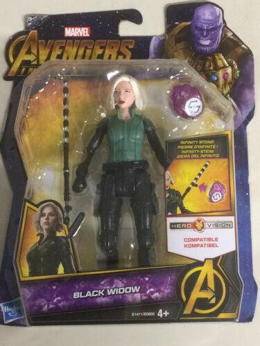 """MARVEL AVENGERS 15 cm 6/"""" action figures New various available Hasbro"""