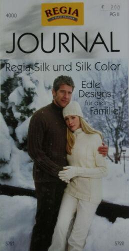 Edle Designs für die Familie #2842 Regia Journal 4000 Regia Silk