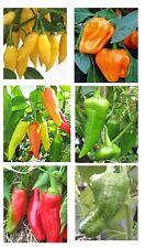 Chilli Pepper seeds-mezcla de leve