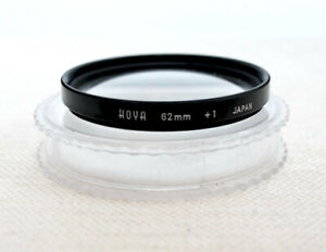 HOYA-JAPAN-62mm-Close-Up-1-Filter-for-camera-lens-SLR-DSLR