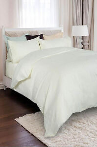 Royal-Comfort-1200-TC-100-Egyptian-Cotton-Ivory-Queen-Bed-Quilt-Cover-Set