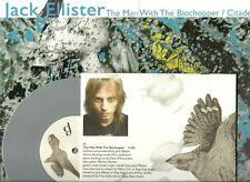 "7"" (grey vinyl)+Poster JACK ELLISTER - Citadel +1 (NEU Fruits de Mer mkmbh"