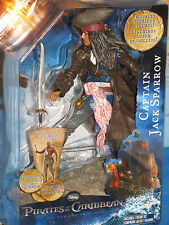 DISNEY PIRATES OF THE CARIBBEAN CAPTAIN JACK SPARROW ON STRANGER TIDES BRAND NEW