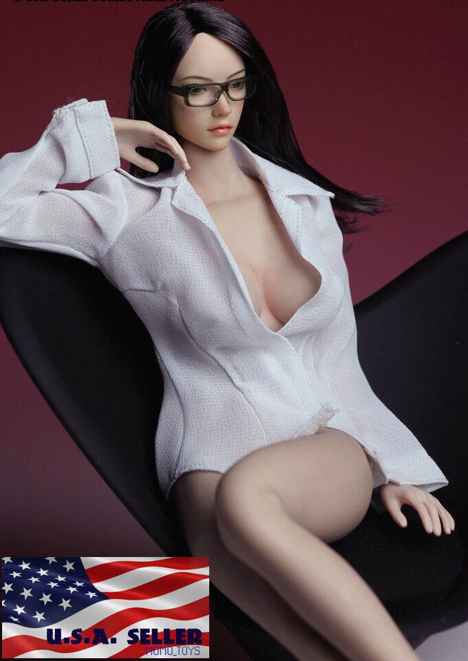 Finken 1   6 es un cuerpo suave, sin costura, con pechos grandes, muñecas americanas.