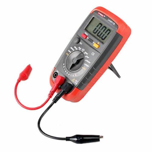 capacitanza Test Tester Metro non-auto GAMMA LCD digitale Condensatore ua6013l