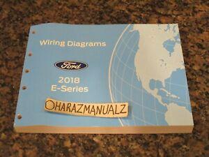 2018 Ford E-Series E150 E250 E350 Factory Wiring Diagrams ...