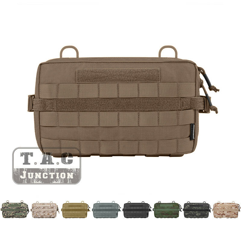 Emerson Tactical MOLLE Modular Accessory Pouch  Multi-Purpose Debris Waist Bag  simple and generous design