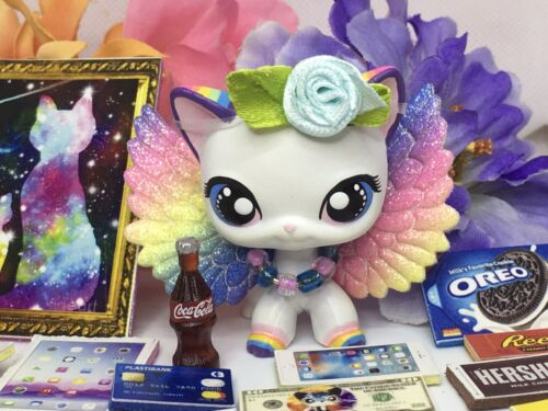 Littlest Pet Shop  A6 Wings 20 Accessories LPS Custom PET//LOL DOLL  NOT INCLUDED