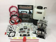 Dual 9 Plate Hho Dry Cell Kit With Electronics Volo Chip Hydrocell Electrolysis