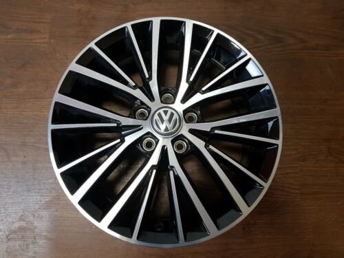 1x alufelge Vallelunga originales de VW Touran ll llanta 5t 5ta601025e 6,5jx17 et52