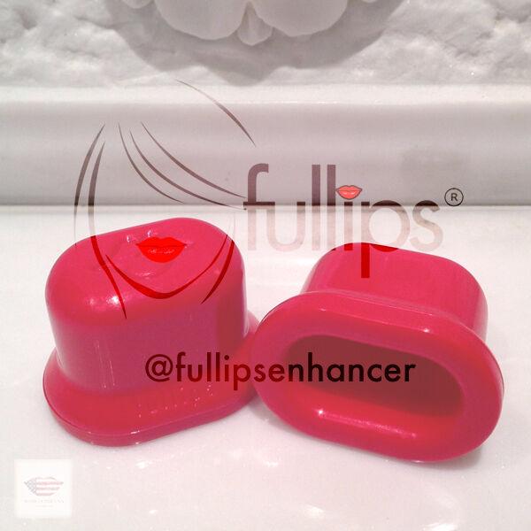 Fullips Lip Plumping Enhancer - Medium Oval (Plus Large Round Bonus!!!)