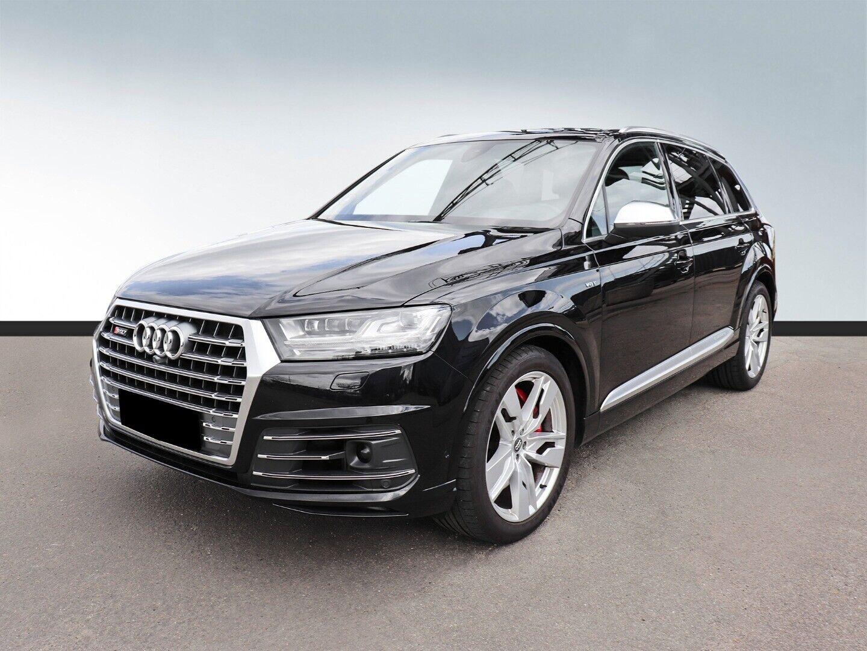 Audi SQ7 4,0 TDi quattro Tiptr. 5d - 5.995 kr.