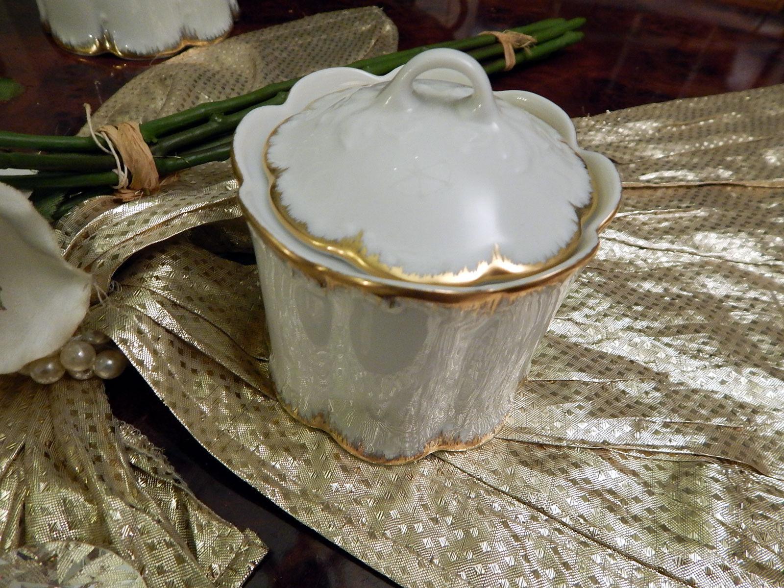 Edles Kaffeeservice Rosanthal Mon Bijou Bijou Bijou Rambouillet 23-teilig neuwertig top 50201b