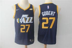 Utah Jazz #27 Rudy Gobert City Red Swingman Jersey