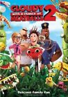 Cloudy With a Chance of Meatballs 2 Includes Digita (2014 Region 1 DVD New) WS