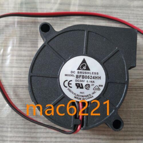 1PC Neu FOR Delta 5015 24V 0.16A 5CM BFB0524HH
