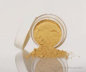 Yellow-Mineral-Corrector-concealer-powder-sample-size-bare-skin-natural-makeup