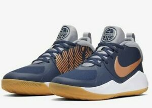Nike Team Hustle D 9 (GS) Junior