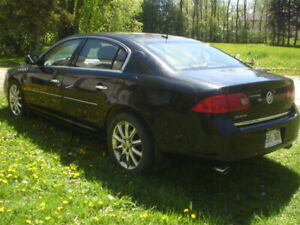 2007 Buick Lucerne CTS